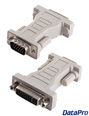 DVI Female to VGA Male Adaptor