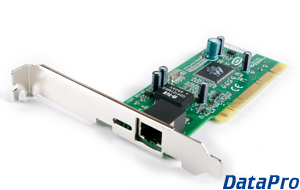 Gigabit Ethernet Card on Ethernet Gigabit Pci Lan Card  Nic     Datapro