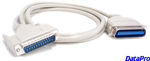 IBM Parallel Printer Cable