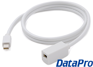 Mini-DisplayPort Extension Cables Now In Stock