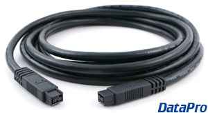 FireWire 800 9-pin to 9-pin