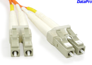 Fiber Optic MultiMode LC to LC