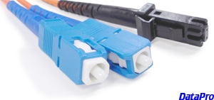 Fiber Optic MultiMode MTRJ-SC Cable