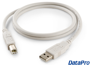 USB 2.0 A-to-B Device Cable