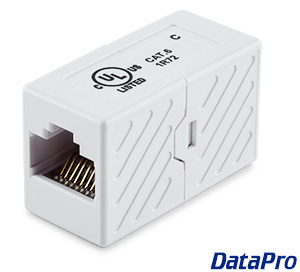 Ethernet CAT5e/CAT6 Coupler