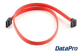 SATA Right-Angle M/M Cable