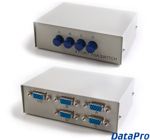 Data Switch Manual Vga Monitor Datapro