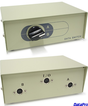 Data Switch Manual SVHS/SVideo
