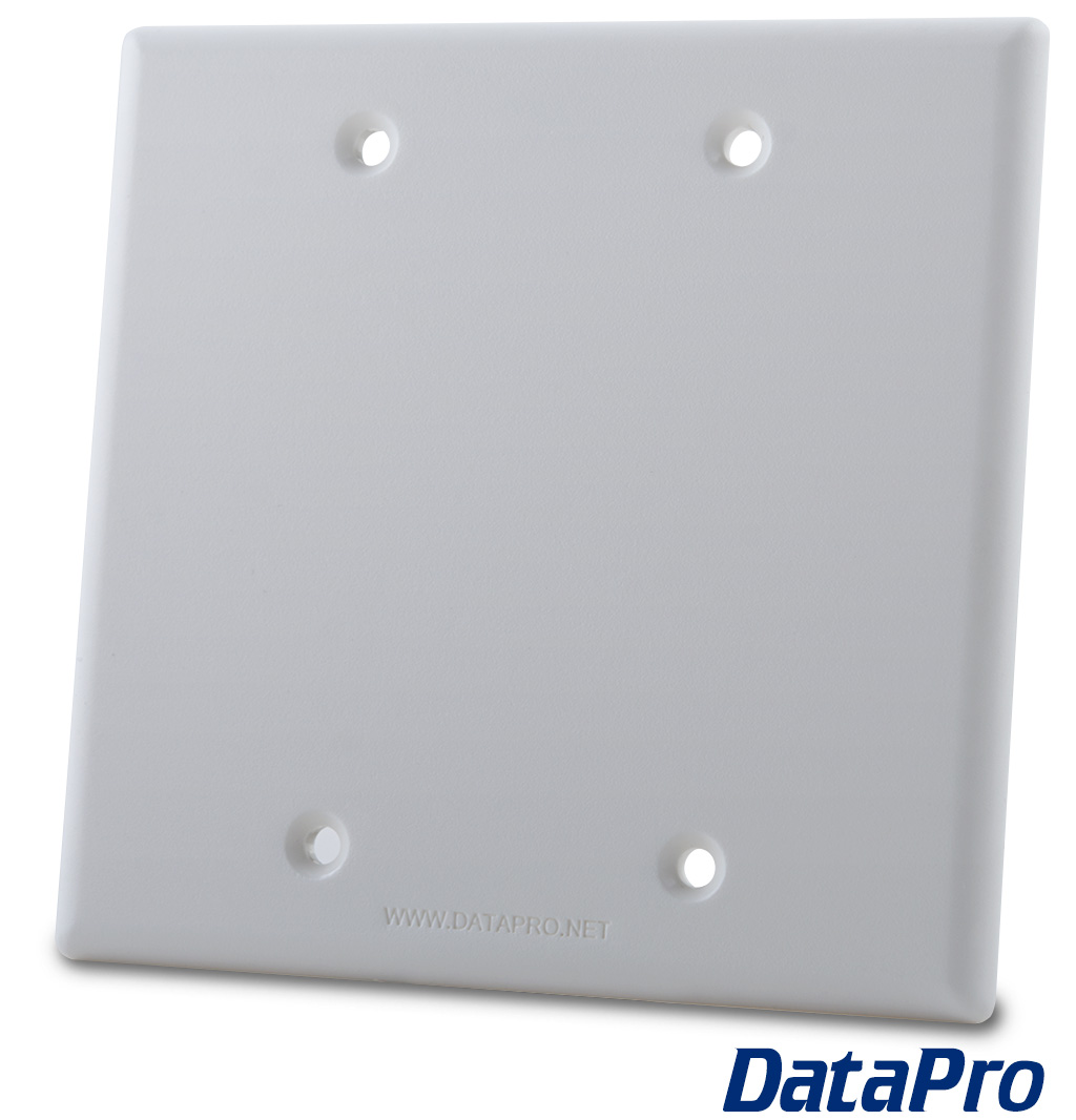 Blank Switch Plate Fair Blank 2Gang Wall Plate  Datapro Inspiration Design