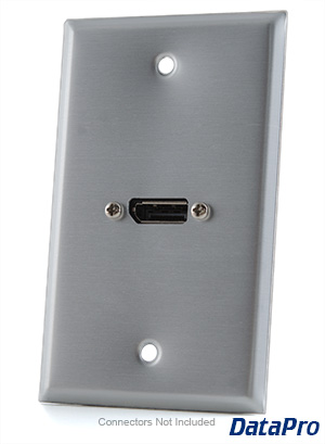 DisplayPort Wall-Plate