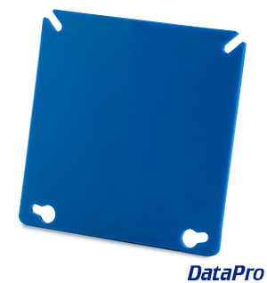 Blank Industrial 4x4 Wall Plate