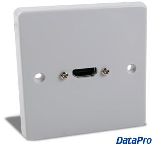European Hdmi Wall Plate Datapro