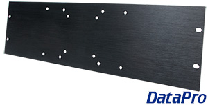 Rack-Mount VESA monitor plate