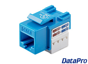 Keystone Ethernet Cat-6 Jack