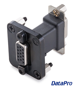 Neutrik D Mount VGA Couplers