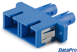 Panel Mount Fiber Coupler ST-SC