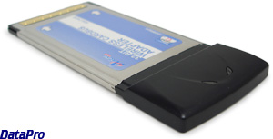 Wireless PCMCIA 802.11G Atheros