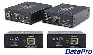 HDMI 2.0 4K UHD Over Ethernet Extender