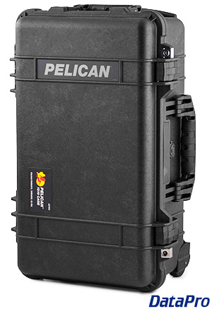 Pelican 1510 Case With Preinstalled Panel Brackets