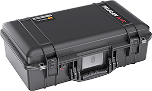Pelican Air 1525 Case With Preinstalled Panel Brackets