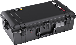 Pelican Air 1605 Case With Preinstalled Panel Brackets