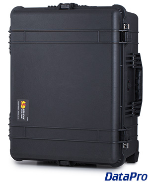 Pelican 1610 Case With Preinstalled Panel Brackets
