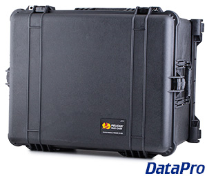 Pelican 1620 Case With Preinstalled Panel Brackets