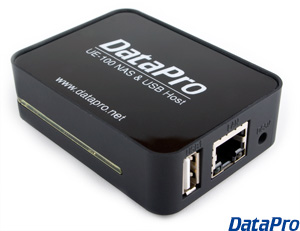 Nas Adapter For Usb File And Printer Sharing Datapro