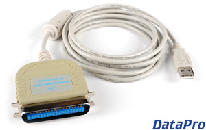 USB to IEEE-1284 Parallel