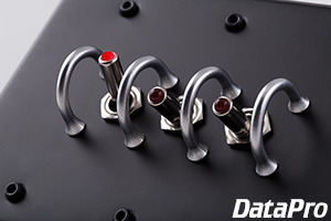 Aluminum Toggle Switch Guards 1in Datapro