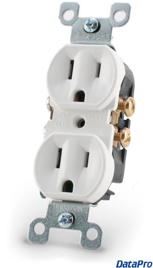 Duplex Power Outlet 120v  20a