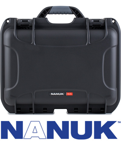 Custom Nanuk Case Panels