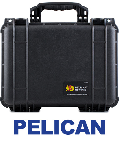 Custom Pelican Case Panels
