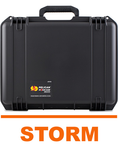 Custom Pelican Storm Case Panels
