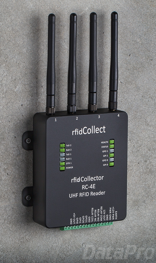 Custom Enclosure - RFID Reader