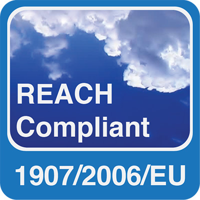 REACH-Compliant Badge
