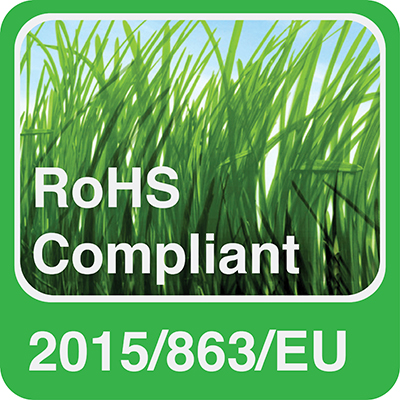 RoHS-Compliant Badge