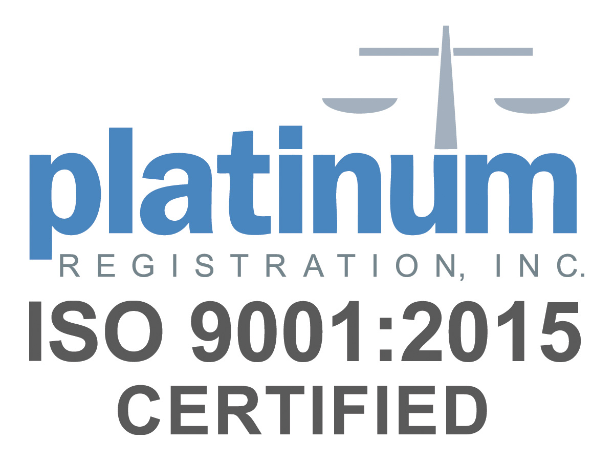 DataPro is now ISO Certified for Design and Development