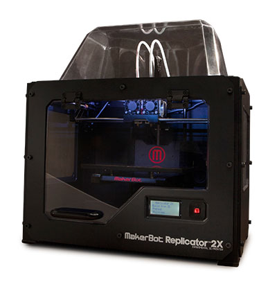 An unofficial Makerbot Replicator 2X Manual