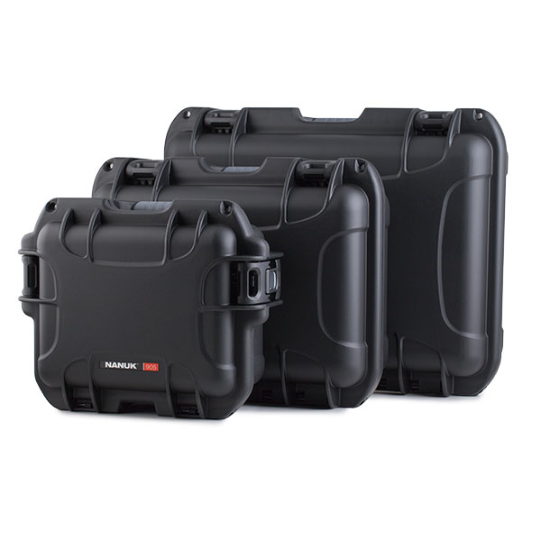 Now Available: Nanuk Cases & Panels