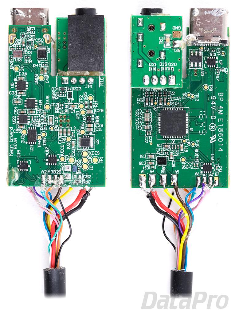 Gopro Usb C Mic Adapter Teardown Amp Info